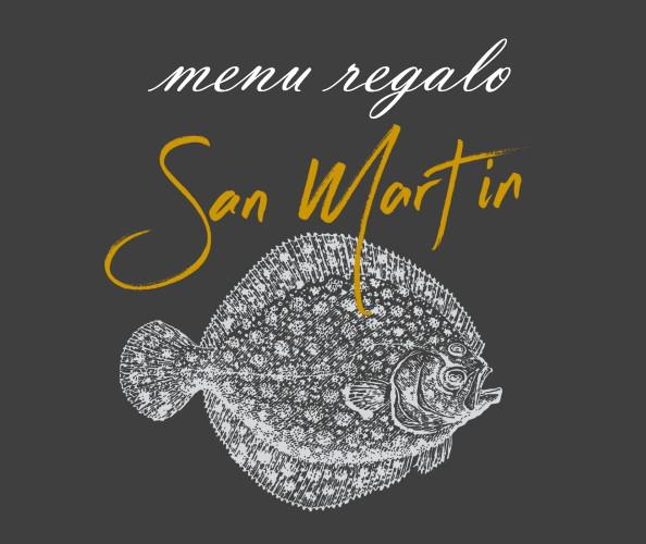 menu regalo san martin